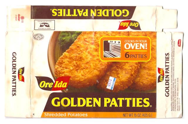 how to cook frozen hash brown patties