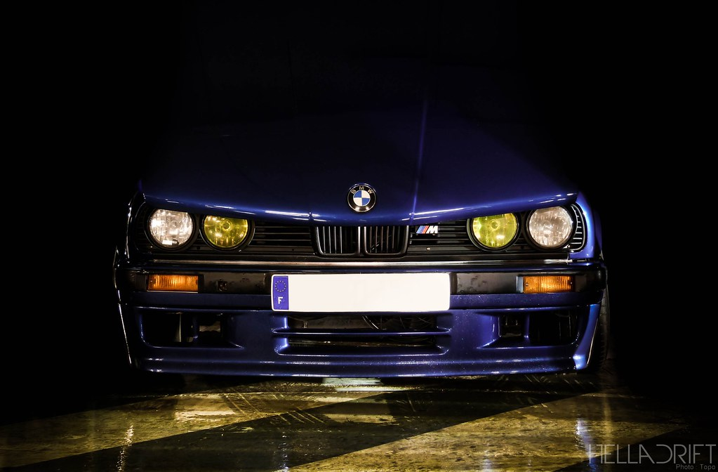 Angry Face | BMW E30 | Wangan Import | Dardilly | IRL ...