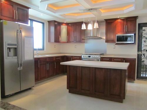 Cocina integral en madera de cedro jj cocinas integrales for Cocinas en 3d gratis