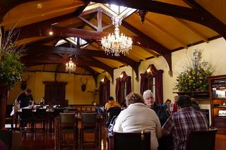 Larnach Castle Ballroom Cafe