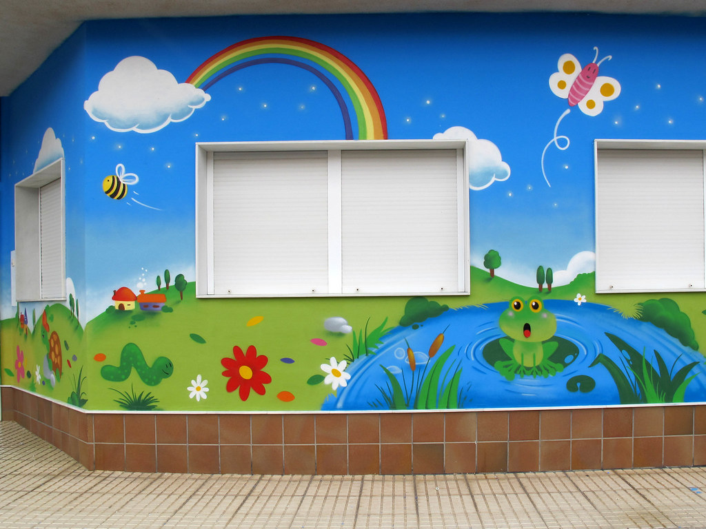 Escuela infantil la pradera pinchar en la imagen para - Escuela decoracion de interiores ...