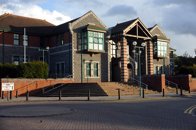 Canterbury Crown Court Kent Flickr Photo Sharing