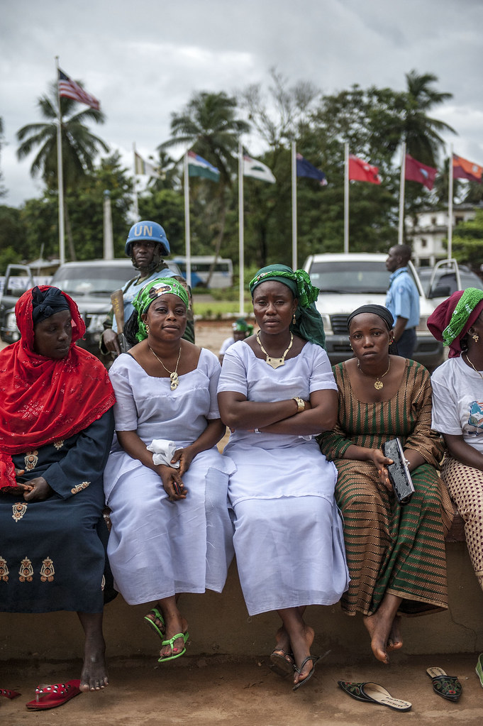 Liberian women marriage