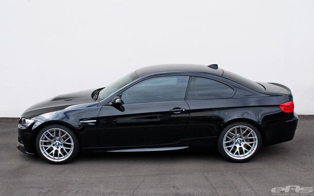 Black BMW E92 M3 07   european auto source   Flickr