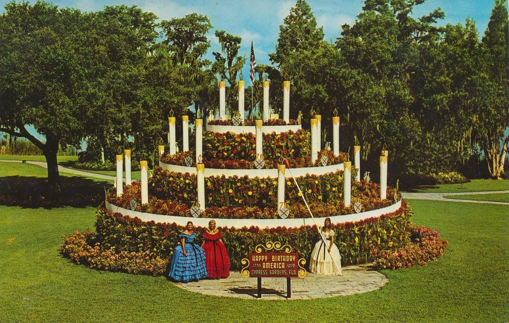 Cypress Gardens Florida Cypress Gardens Florida Happy