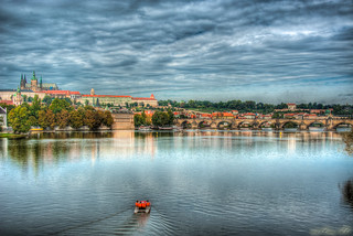 [Criss.AC] Prague Castle Vltava Karluv Most Prague | by Criss.AC