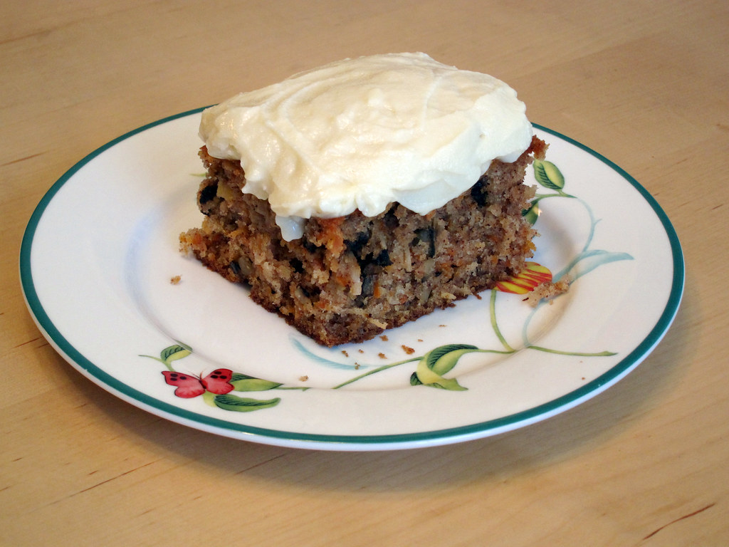 Sam S Famous Carrot Cake Recipe