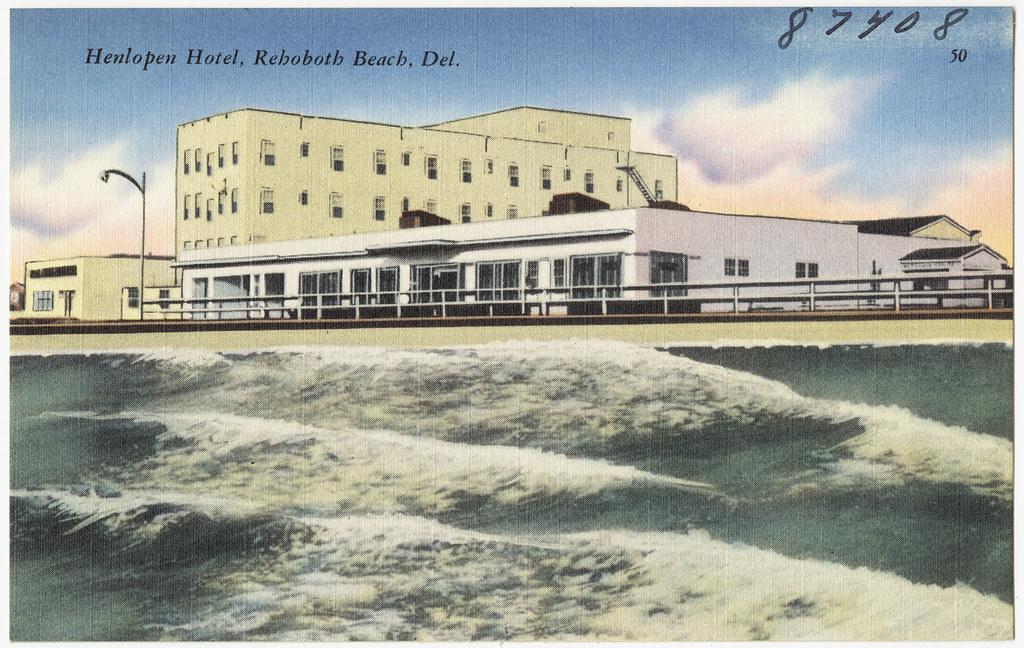 Henlopen Hotel Rehoboth Beach