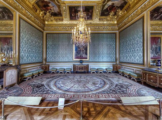 This is versailles salon of the nobility for Salon versailles