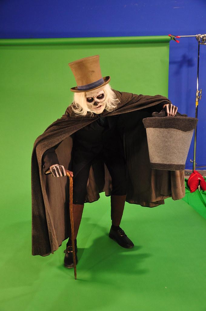 ... The Hatbox Ghost - Final costume u0026 makeup | by dawsbrothers & The Hatbox Ghost - Final costume u0026 makeup | missinginthemansu2026 | Flickr