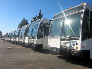 new trimet buses | by Portland Afoot