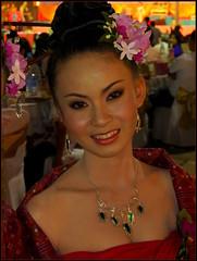 Auk Phansa Celabration.. 2012..  Kalasin, Thailand