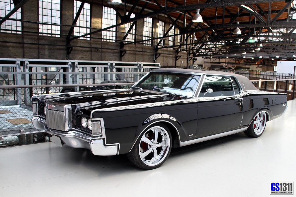 1968 1971 lincoln continental mark iii a handsome car wi flickr. Black Bedroom Furniture Sets. Home Design Ideas