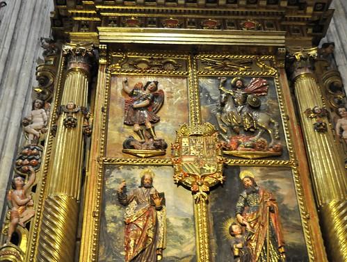 Granada catedral capilla real altar relicario lado dere - Abella granada ...