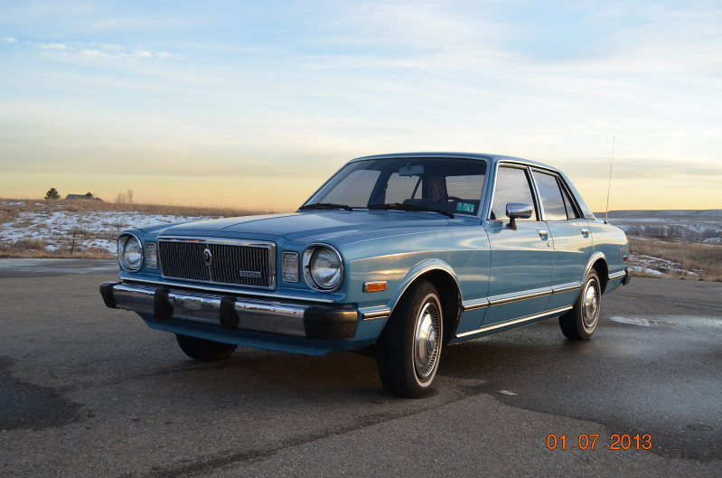 1979 Toyota Cressida From Ebay You Are Looking At One