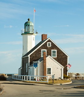 scituate light   scituate lighthouse from the parking lot