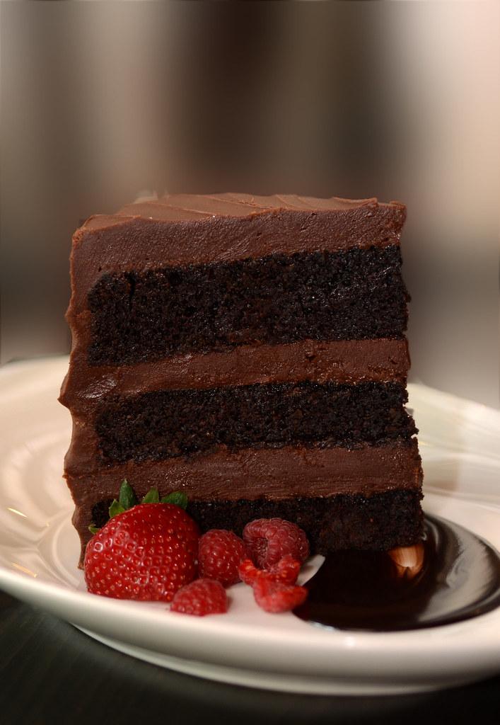 Layer Chocolate Cake Recipe Uk