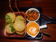 Relish the taste of Butter Chicken Golgappas at Café Dalal Street - Things to do in New Delhi