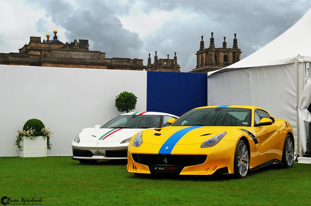 Ferrari F12 Tdf Ferrari 458mm Speciale Not My First F12 Flickr
