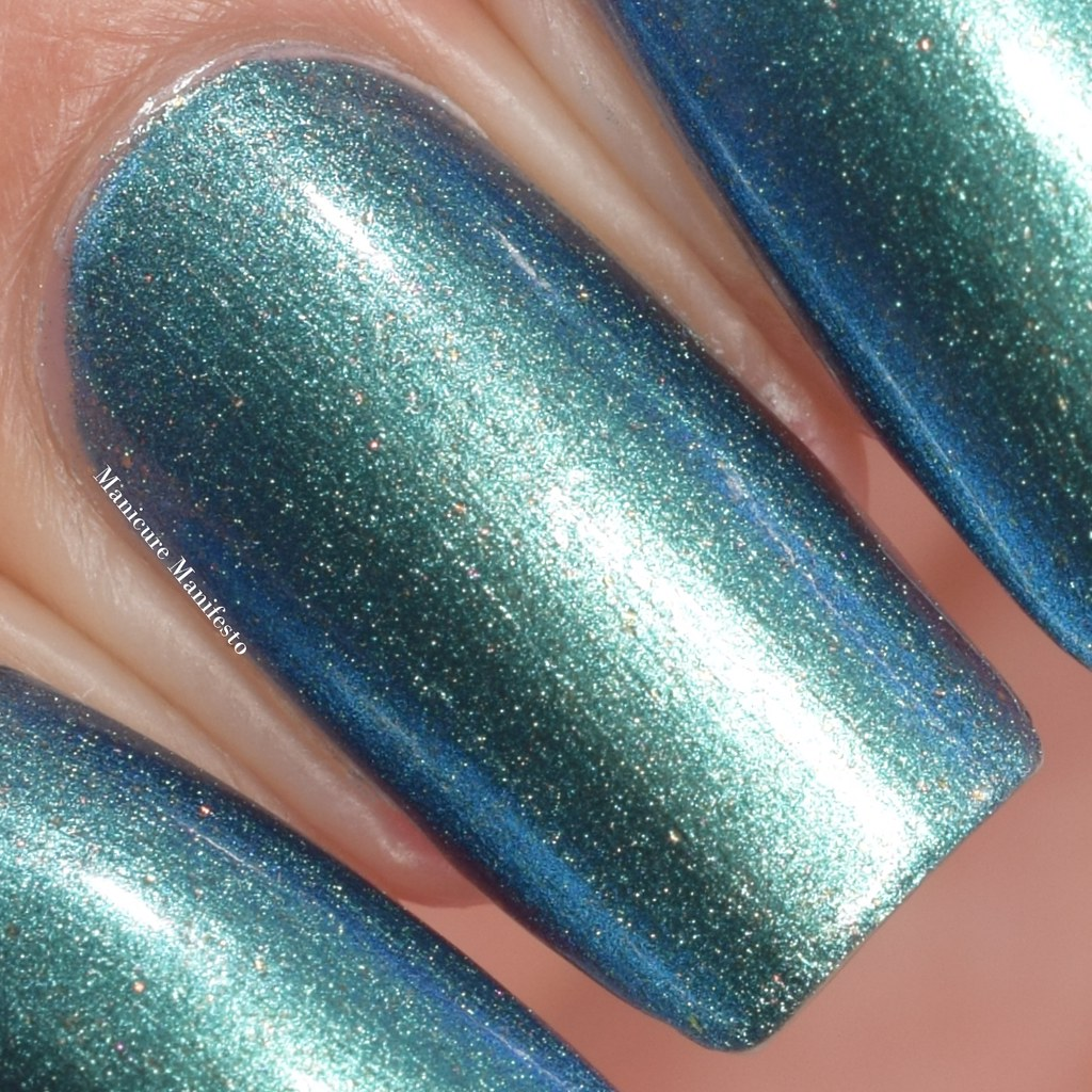 OPI Hawaii collection swatch
