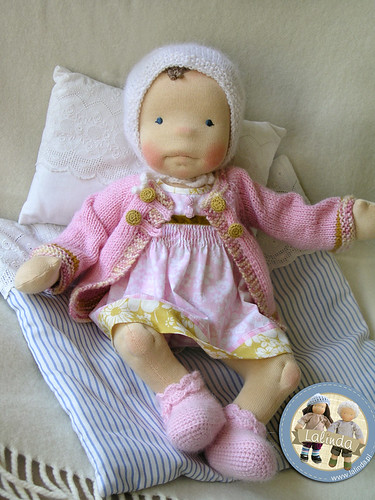 Baby doll Mia 17 inch