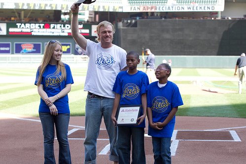 2012; MinnesotaTwins | by ACES (Athletes Committed to Educating Students)