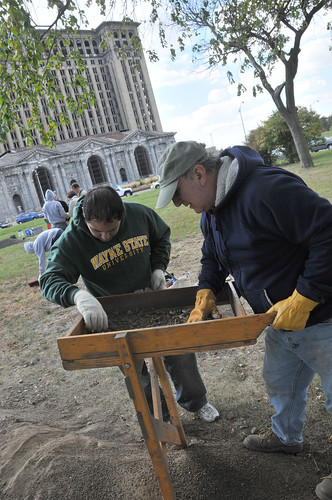 Digging up Detroit | by Wayne State University