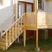Deck rails complete