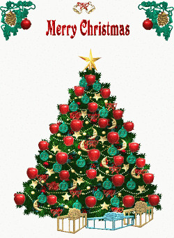 Image Result For Animated Christmas Tree