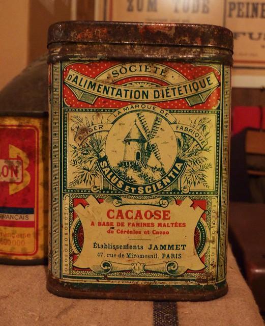 mus e seconde guerre mondiale la rochelle objets boite alimentaire flickr photo sharing. Black Bedroom Furniture Sets. Home Design Ideas