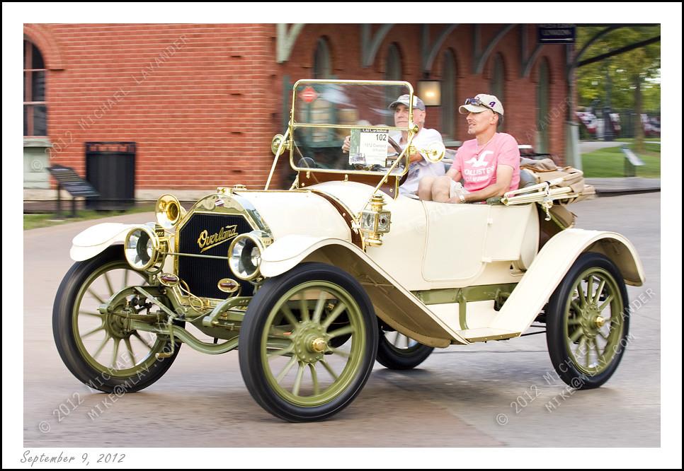 Old Car Festival Dearborn