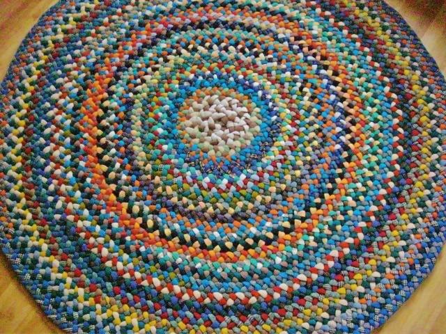 Pure baby bunny rugs