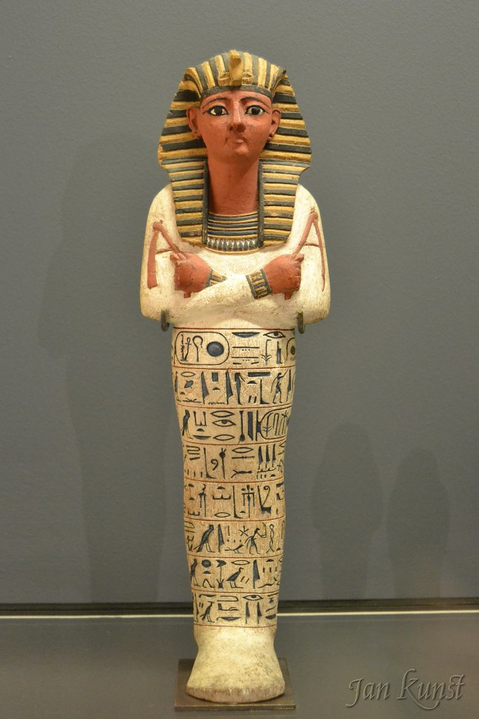 Shabti of Ramesses IV ...