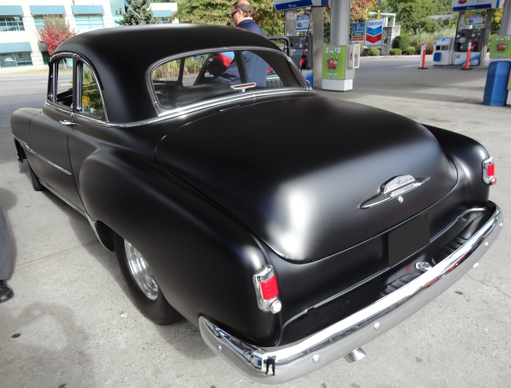 Coupe 1951 chevy sport coupe : 1951 Chevrolet Styleline DeLuxe Sport Coupe