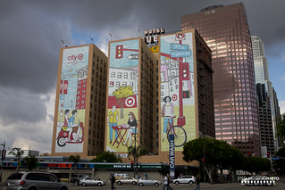 Hotel Figueroa Target billboard | by STERLINGDAVISPHOTO