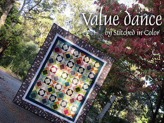 Value Dance for Value Added QAL | by StitchedInColor