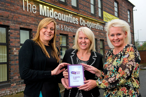 Co-operative Travel win Holiday Extras Customers' Award for Best UK Travel Agent | by Holidayextras