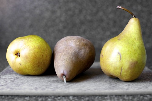 tippy pears | by smitten kitchen