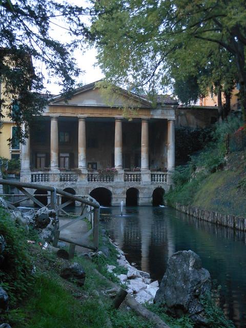Loggia Valmarana - Giardino Salvi, Vicenza