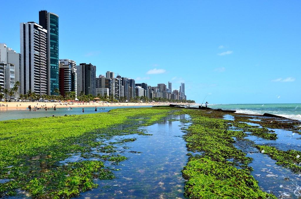 Confederation Cup Praia de Boa Viagem . ...
