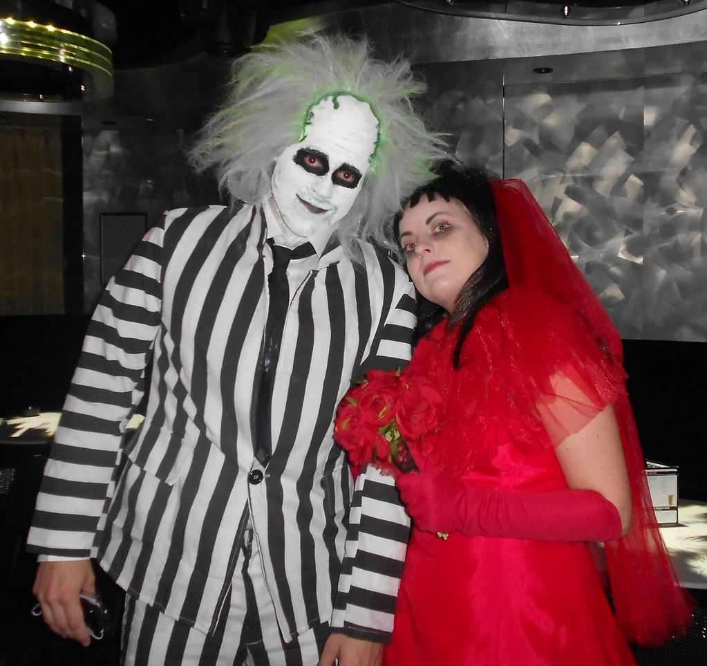 Beetlejuice characters | Tammy | Flickr