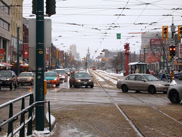 Spadina Avenue - Toronto Chinatown