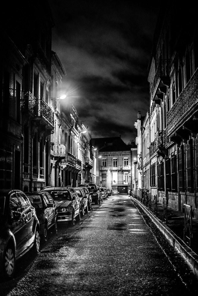 dark street toulouse france s233bastien puissegur flickr