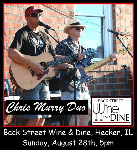 Chris Murry Duo 8-28-16
