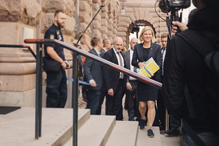Magdalena Andersson | by Socialdemokrater