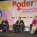 "UN Women Executive Director Michelle Bachelet joins US Secretary of State Hillary Rodham Clinton and Peruvian President Ollanta Humala Tasso at the event ""Power: Women as Drivers of Growth and Social Inclusion,"" in Lima, Peru"