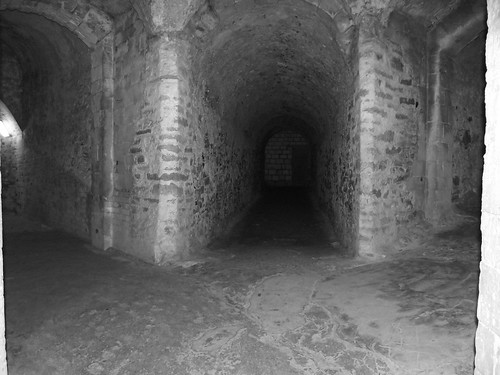 Three Medieval Tunnels - Dover Castle, Kent ...