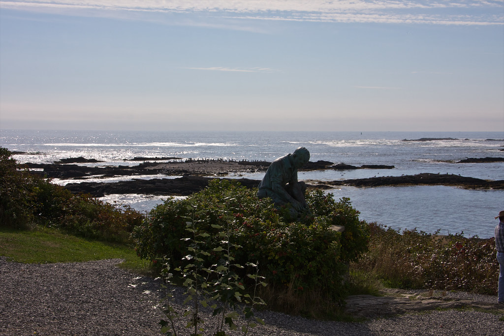 Lobstermen memorial land 39 s end bailey island maine for Free land maine
