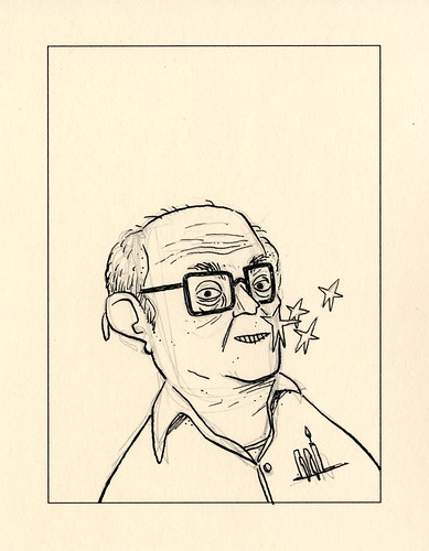 FOURTH :: Botched Ralph Steadman #2 | by Dustin Harbin