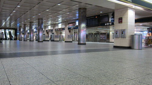LIRR Concourse at Penn Station | by MTAPhotos